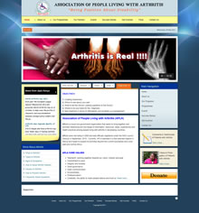 Association of People Living with Arthritis
