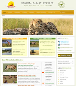 Essenia Safari Experts