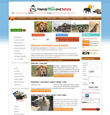 Friends Tours and Safaris