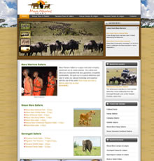 Mara warriors safaris